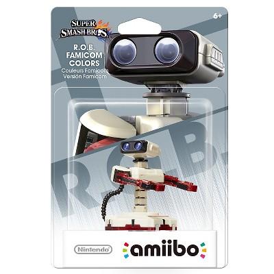 Nintendo R.O.B. Famicom Colors amiibo Figure