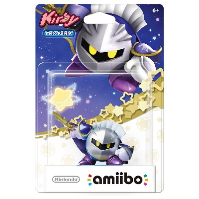 Nintendo Meta Knight amiibo Figure