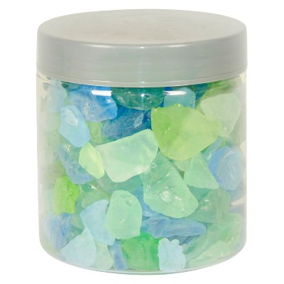 Threshold™ Beach Glass Filler - Blue/Green