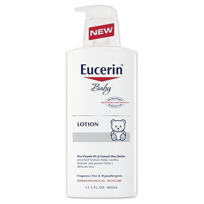 Eucerin Baby Lotion - 13.5 oz