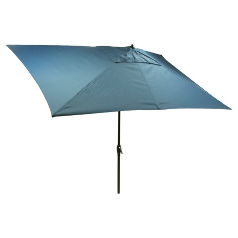 5x10ft rectangular patio umbrella threshold product details