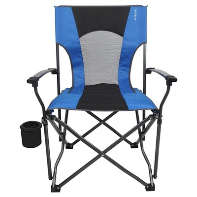 Portable Chair Embark Waterloo Blue Ebony