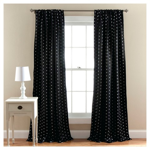 Stick On Curtain Rod Room Darkening Curtains Yellow