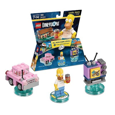 LEGO Dimensions - Simpsons Level Pack