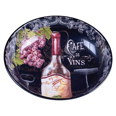 "Certified International Grand Vin Serving/Pasta Bowl (13.25"" x 3"")"