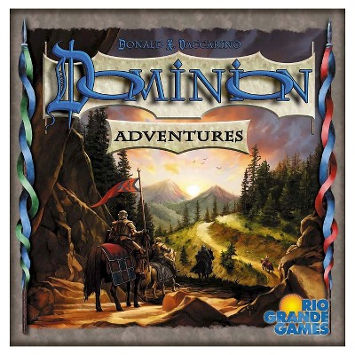 Dominion Adventures Card Game