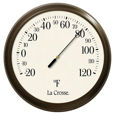 "LaCrosse Dial Thermometer - (8"")"