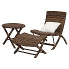Safavieh Perkins 3-Piece Outdoor Set