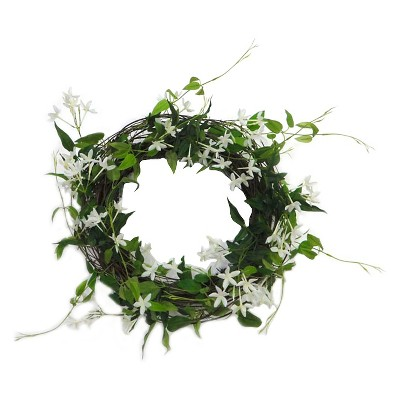 "Threshold™ Jasmine Wreath (18"")"