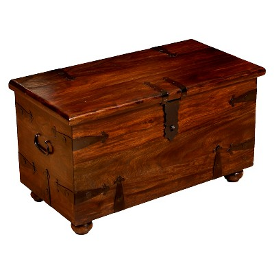 Thakat Storage Chest Small Blanket Box - William Sheppee