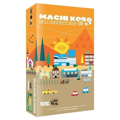 Machi Koro Card Game Millionaires Row Expansion Pack