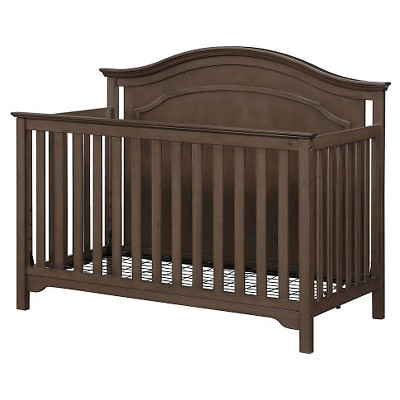 Eddie Bauer Hayworth Crib - Walnut