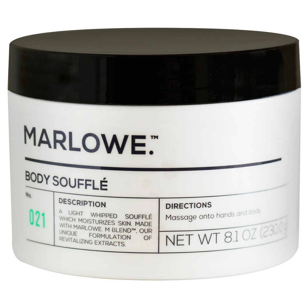 Exclusive Target Beauty Marlowe Skin Care body souffle