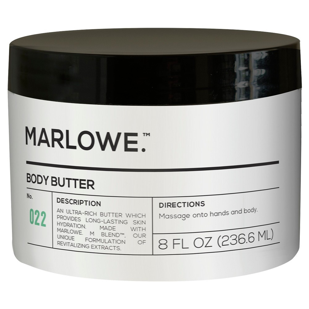 Exclusive Target Beauty Marlowe Skin Care body butter