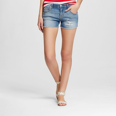 Target Red Shorts