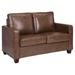 description page modena reclining leather sofa abbyson living