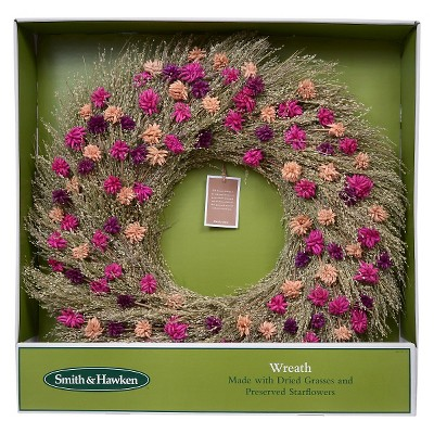 Starflower Wreath - Smith & Hawken™