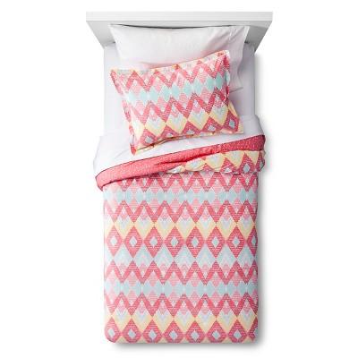 Tutti Frutti Comforter and Sham Set (Full/Queen) Multicolor 3pc - Sabrina Soto™