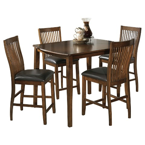 stuman rectangular dining room counter table set target