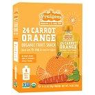 Fruigees 24 Carrot Orange Organic Fruit Snack - 14 oz