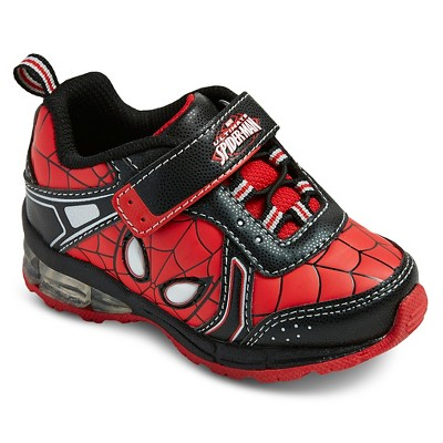 The New Black Spiderman - Customized Sneakers