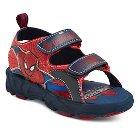 Toddler Boys' Spiderman Light Up Sandal