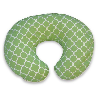 Original Boppy Pillow Slipcover - Classic Plus  Trellis Brights Green