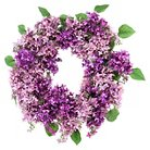 "Threshold™ Lilac Wreath (18"")"