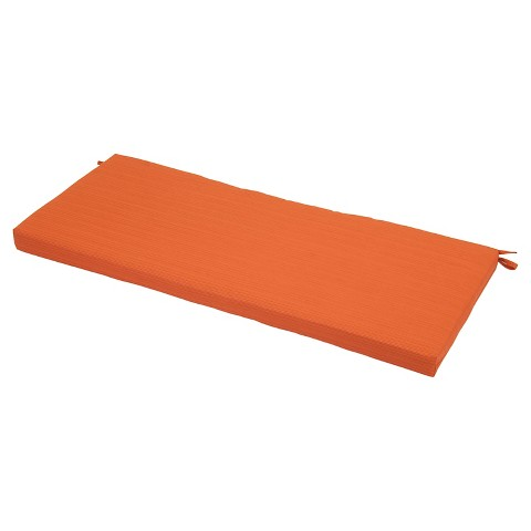 Outdoor Bench Cushion Threshold™ Tar