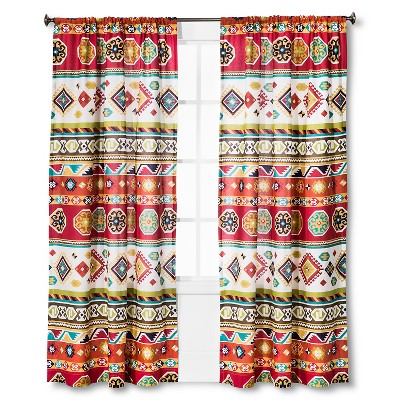 Mudhut™ Porto Curtain Panel
