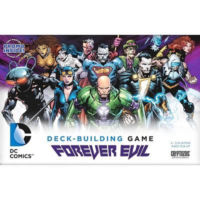 DC Comics Forever Evil Deck-Building Card Game
