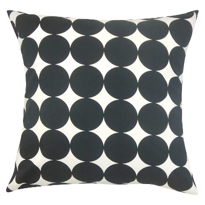 Decorative Pillow Pillow Collection Black