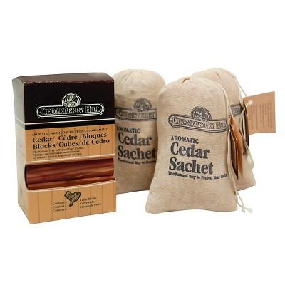 CedarBerry Hill® 4 Pc Aromatic Cedar Drawer Storage Set