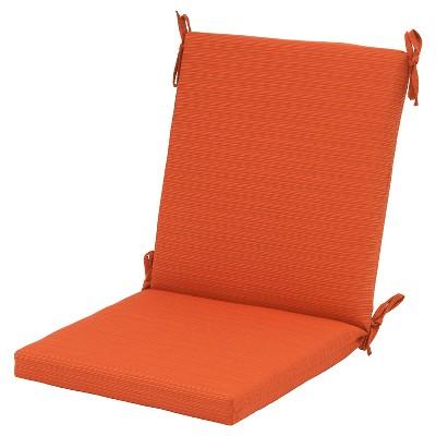 Outdoor Chair Cushion - Coral - Threshold™