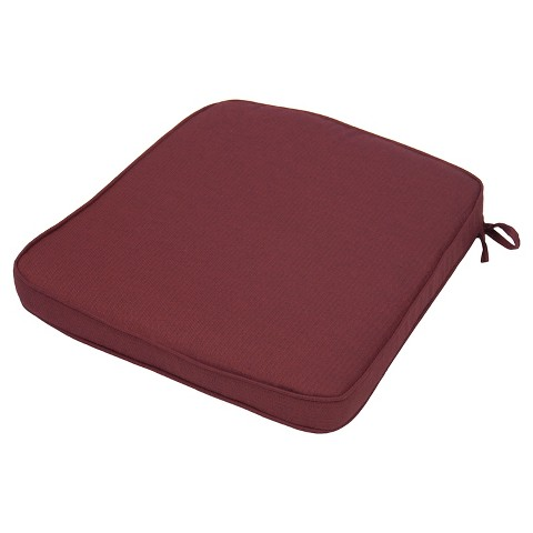 Outdoor Round Back Seat Cushion Smith & Hawken™ Tar