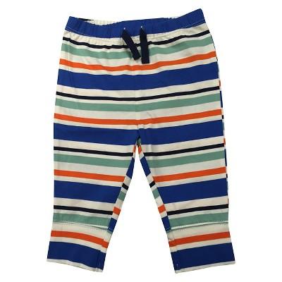 Circo™ Baby Boys' Legging - Splashing Blue Stripe 0-3 M