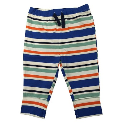 Circo™ Baby Boys' Legging - Splashing Blue Stripe 3-6 M