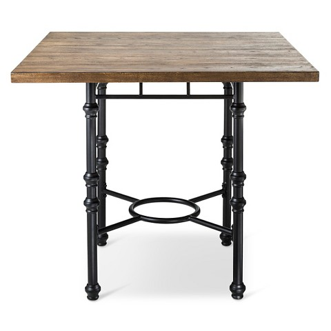 Counter Height Industrial Table : Bralton Counter Height Dining Table - The Industrial Shop? product ...