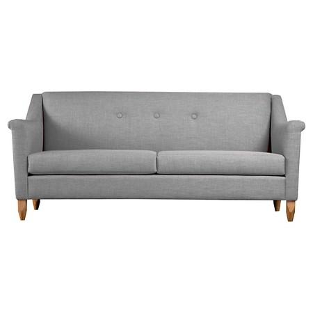 phillips modern style sofa gray furniture of america