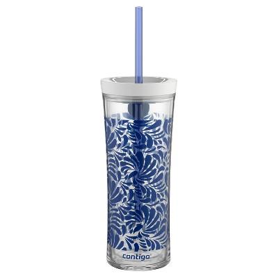Contigo® 20 oz Shake & Go Tumbler - Athens Blue