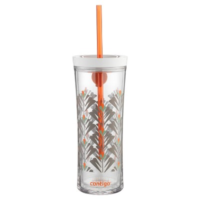 Contigo® 20 oz Shake & Go Tumbler - Orange