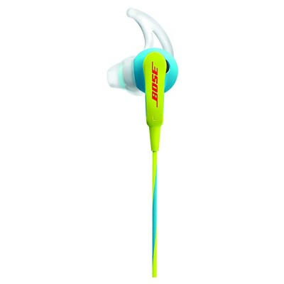 Bose® SoundSport In Ear Headphone Apple- Neon Blue (741776-002 )