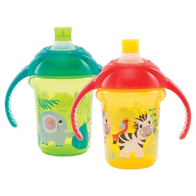 Munchkin Click Lock™ 7oz Bite Proof™ Trainer Cup - 2 Pack