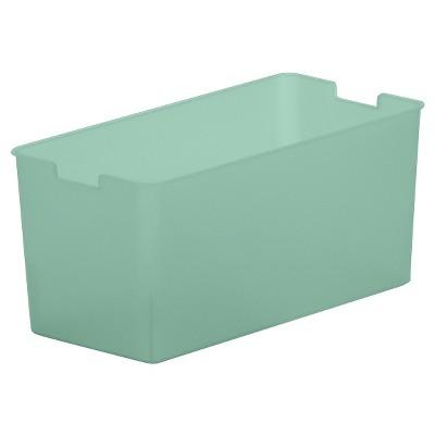 itso Plastic Quarter Bin - Green