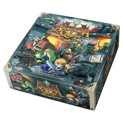 Arcadia Quest Board Game