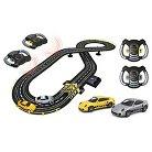 Artin 1:43 Highway Hotshots Wireless Steer' N Race Slot Car Racing Set