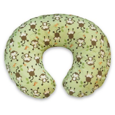 Original Boppy Pillow Slipcover - Classic Monkey Business