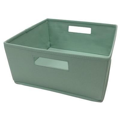 itso Fabric Half Bin - Green