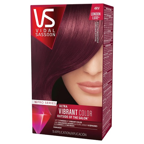 Vidal Sassoon Pro Series Permanent Hair Color    Target