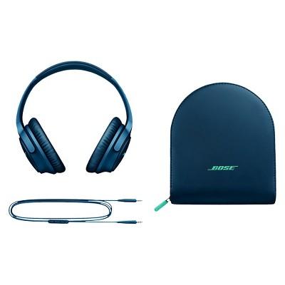 Bose® SoundTrue Around Ear Headphones Apple- Blue (7416480020 )
